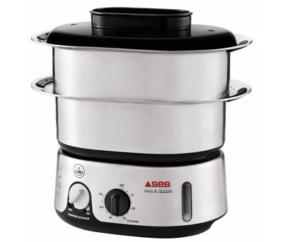Seb accessoires et pi ces pour cuiseur vapeur simply - Cuit vapeur inox pour gaz ...
